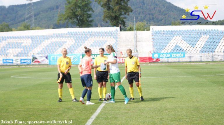 Mesjasz zagrała w barwach Polski