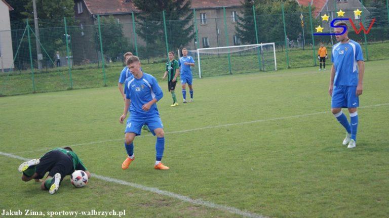 IV liga: Trzy karne i Górnik przegrywa we Wrocławiu