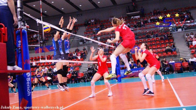 LN: Rosja – Japonia. Pięć setów walki
