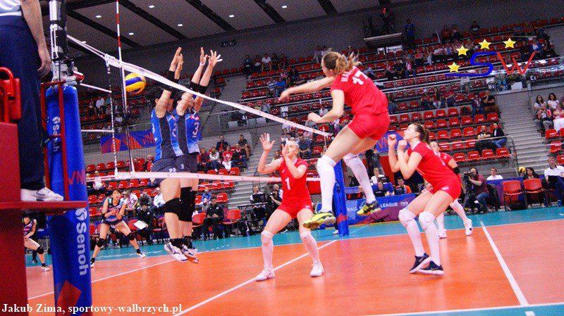 LN: Rosja - Japonia. Pięć setów walki