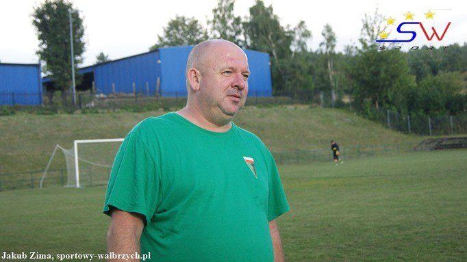Marek Carewicz o przygotowaniach Zagłębia Wałbrzych