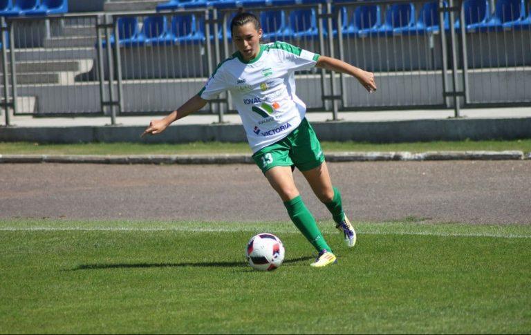 Oliwia Rapacka komentuje mecz z Jagiellonkami
