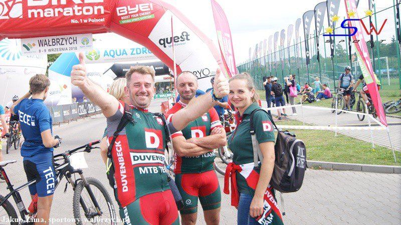Sportowy Wałbrzych: Bike Maraton 2018