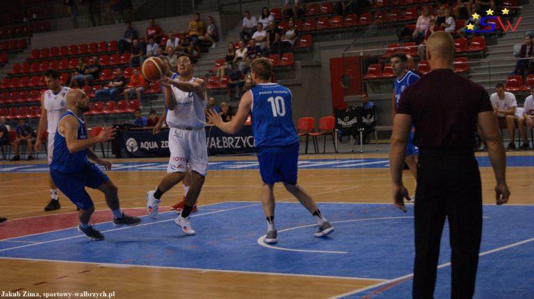 I liga koszykówki: Wpadło równo z syreną. Górnik wygrywa w Prudniku!