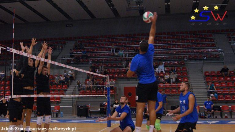 Siatkówka: Sobieski Żagań wyrywa zwycięstwo w Aqua Zdroju