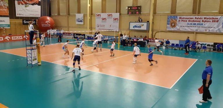 Młodzicy Chełmca 6 drużyną w kraju!!