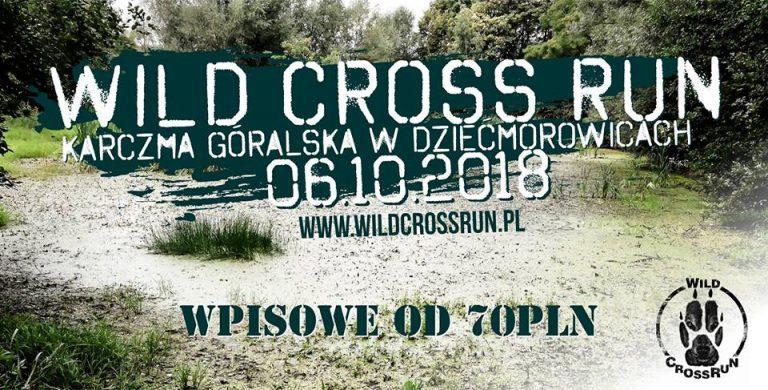 WildCrossRun w Dziećmorowicach!