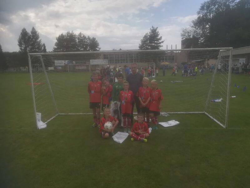Młodzież Zagłębia na turnieju w Czechach