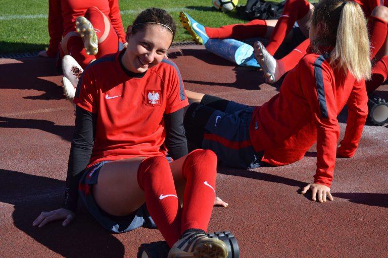 Natalia Piątek po meczu z Białorusią