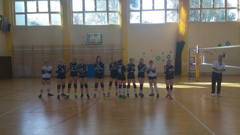 Juniorki Chełmca również zwycięskie