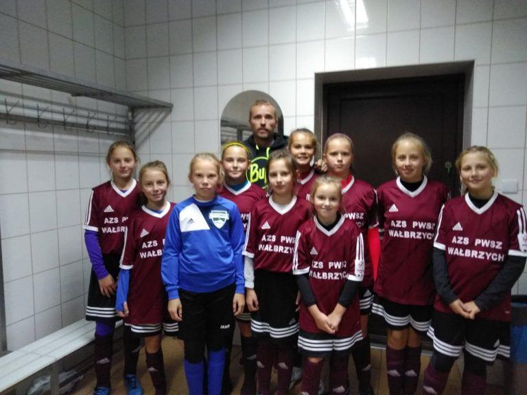 Piłkarki PWSZ zwyciężają w Kuźnicach Świdnickich