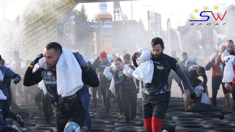 Sportowy Wałbrzych: Runmageddon