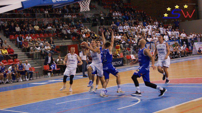I liga koszykówki: Koszykarze Górnika uradowali publiczność!