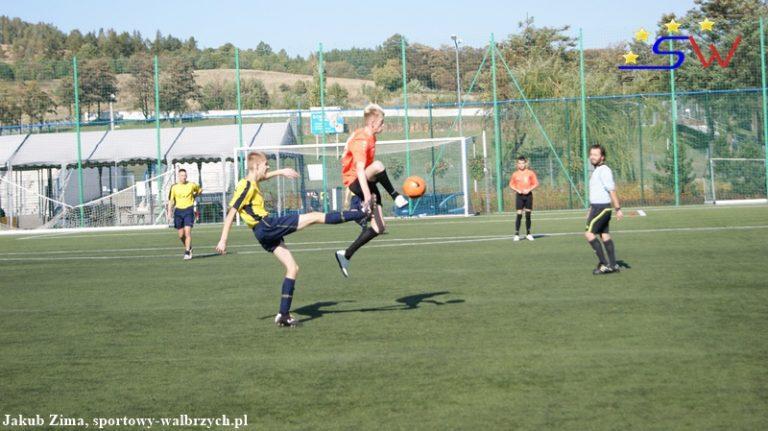 Turniej inauguracyjny VI edycji Dolnośląskiej Ligi Piłki Nożnej Placówek Resocjalizacyjnych