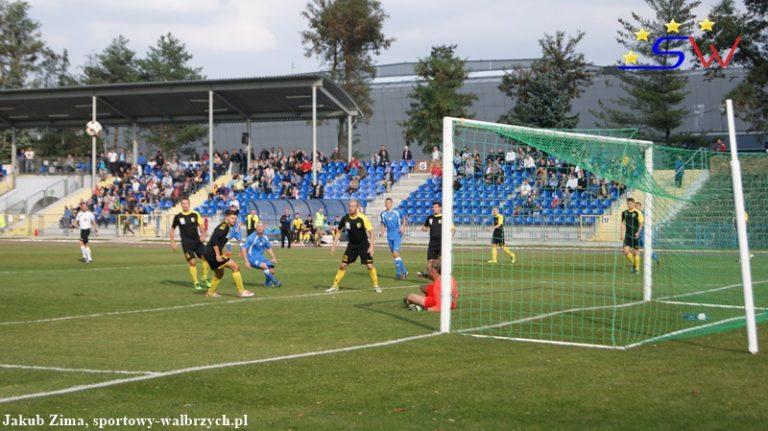 IV liga: Górnik stracił pierwsze punkty w sezonie