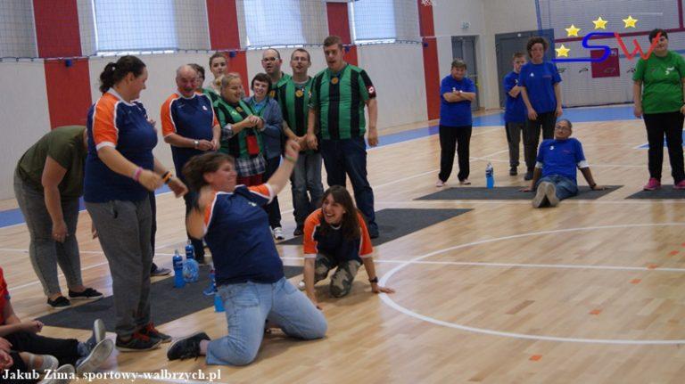 VII Mistrzostwa Wałbrzycha w Bocce osób niepełnosprawnych