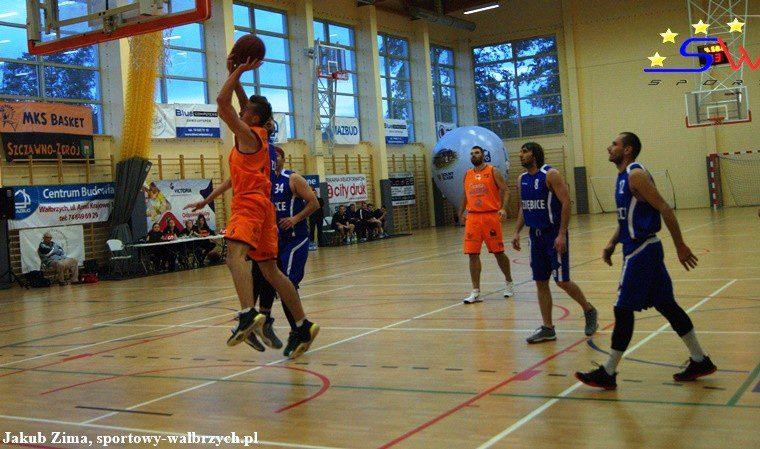 III liga koszykówki: Basket zrobił swoje