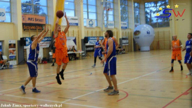Koszykówka: Ruszają trzecioligowcy
