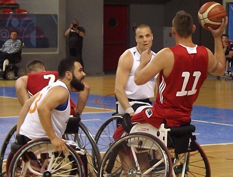 Mistrzostwa Europy w koszykówce na wózkach w Wałbrzychu!