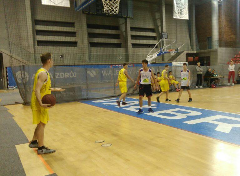 SZS: Rozegrano eliminacje IM w koszykówce chłopców