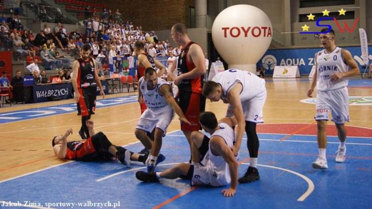 I liga koszykówki: Górnika zagra w play-off