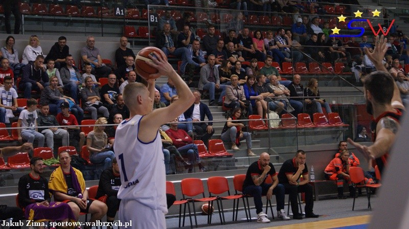 Sportowy Wałbrzych: Górnik Wałbrzych – Astoria Bydgoszcz