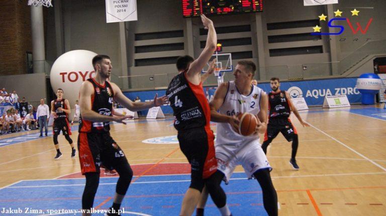 I liga koszykówki: Piotr Niedźwiedzki doceniony