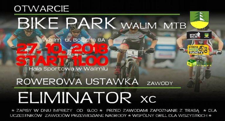 W Walimiu otwierają Bike Park MTB