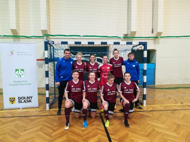 AMP: AZS PWSZ Wałbrzych bez problemu melduje się w finale