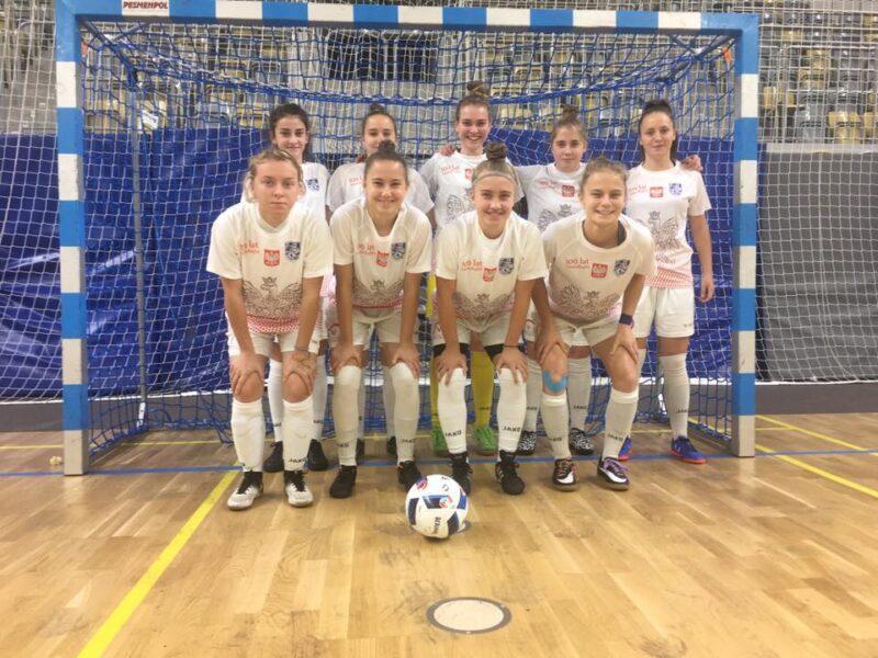 UKS Bielawianka Bielawa startowała w futsalu