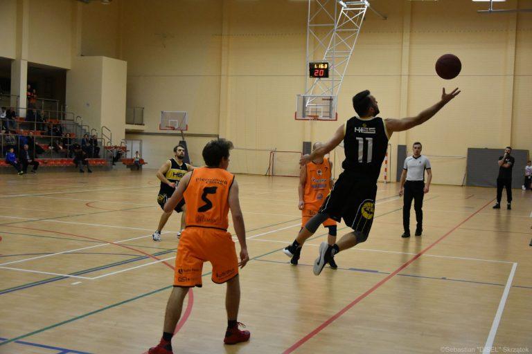 III liga koszykówki: Basket ulega KKS Kobierzyce