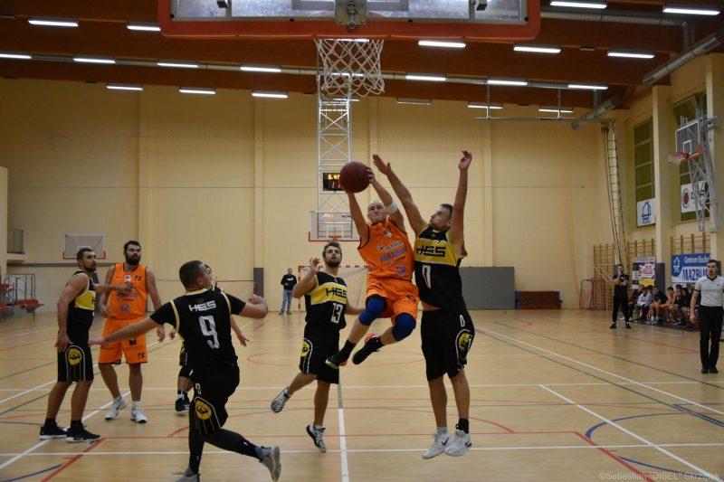 III liga koszykówki: Szczawno nie sprostało zadaniu