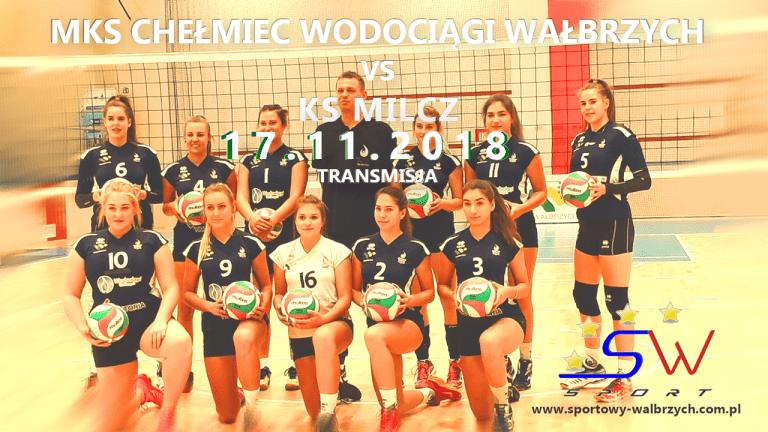 Transmisja: Unforgiven weekend – MKS Chełmiec Wodociągi Wałbrzych vs KS Milicz