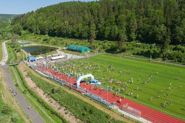 Półmaraton Górski w Jedlinie Zdrój, najlepszym biegiem na długim dystansie!
