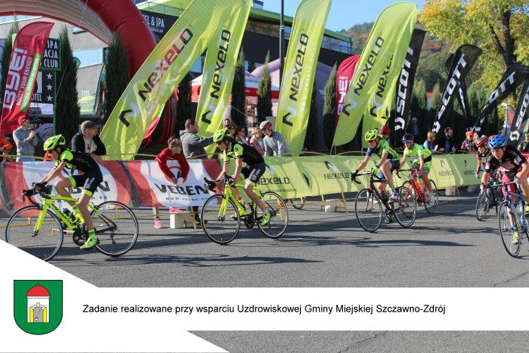 Młodzi kolarze klubu sportowego Racing Team zakończyli sezon