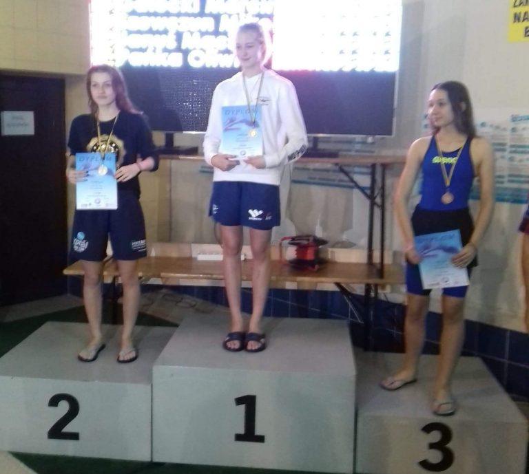 Pływanie: Team Szafir ponownie zgarnia medale