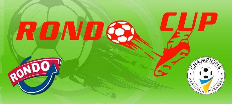 Transmisja: Rondo Cup 2019