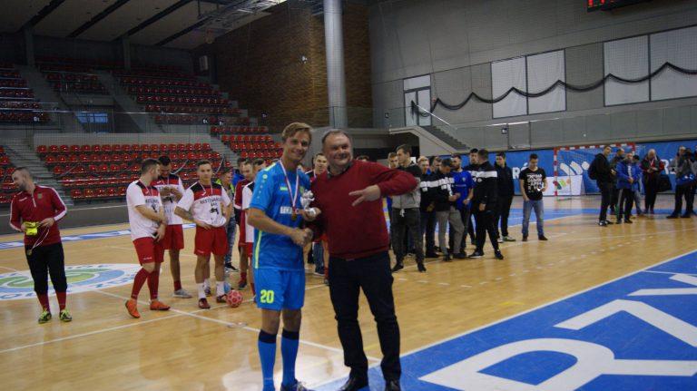 LKS Bystrzyca Górna zdobywa Puchar Prezesa Aqua Zdroju