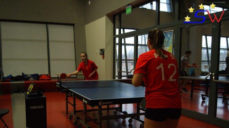 Tenis stołowy: Zagrają o Puchar Burmistrza