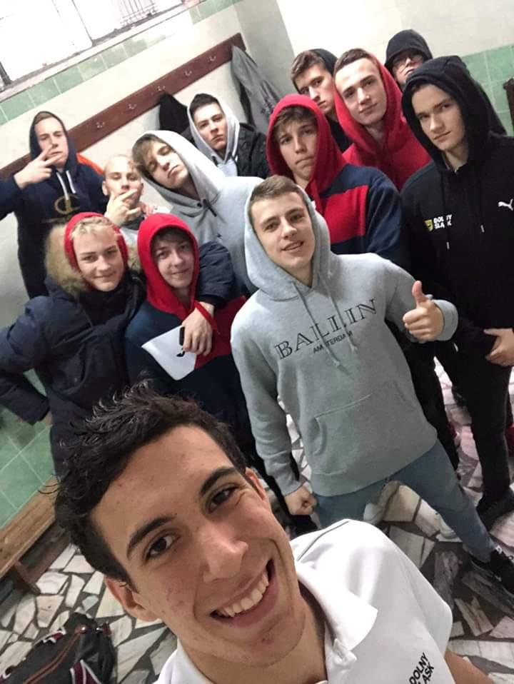Siatkówka: Juniorzy TS Chełmiec z kolejnym triumfem