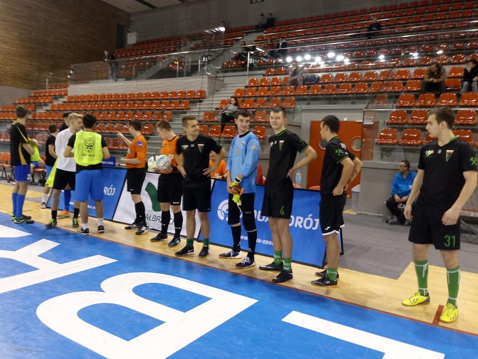 Futsal: Jordanek awansował do finału