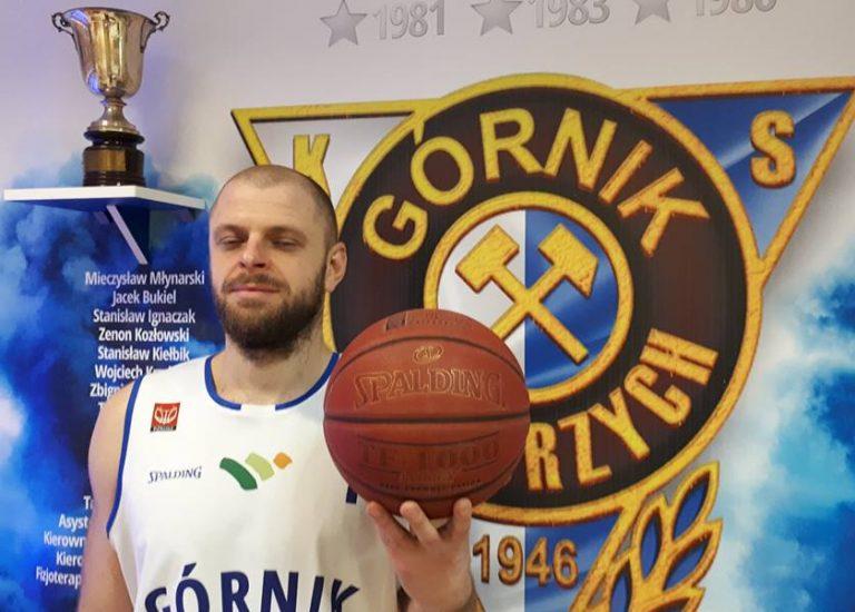 I liga koszykówki: Małecki w Górniku!