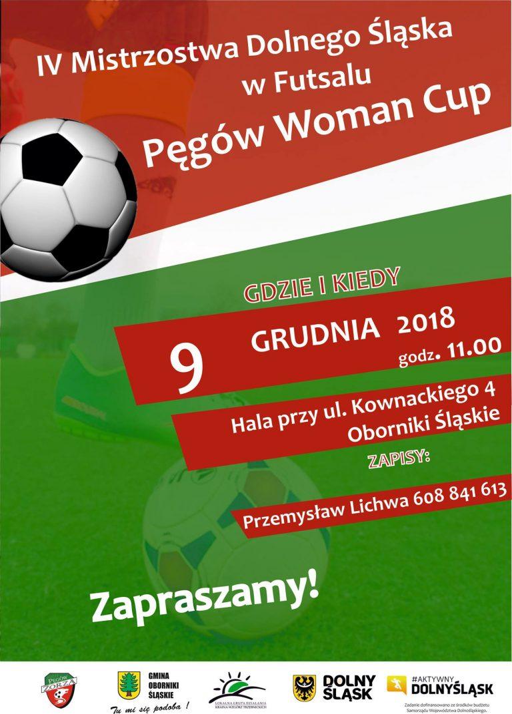 Transmisja: Pęgów Woman Cup
