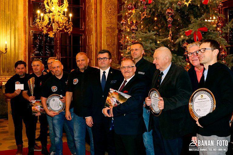 Wręczono nagrody za osiągnięcia w sporcie motorowym