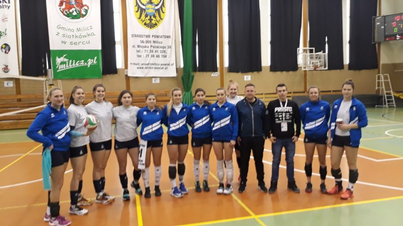 Siatkówka Kobiet: Team Chełmca wygrywa z Miliczem