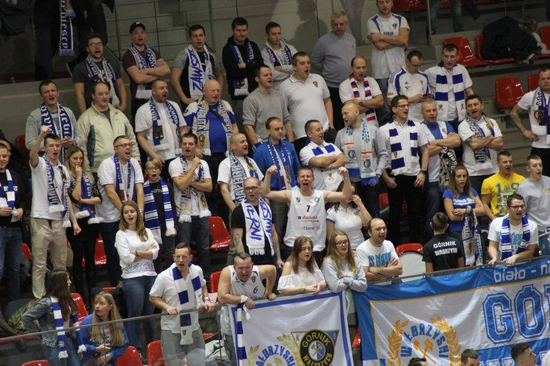 I liga koszykówki: Górnik – Czarni