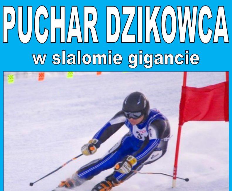 Narciarstwo Alpejskie: Puchar Dzikowca pod koniec stycznia