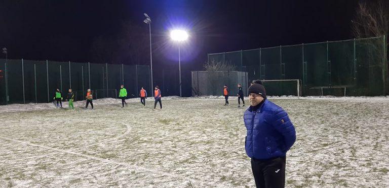 Liga Okręgowa: Chłopcy Borka zaczęli przygotowania do rundy wiosennej