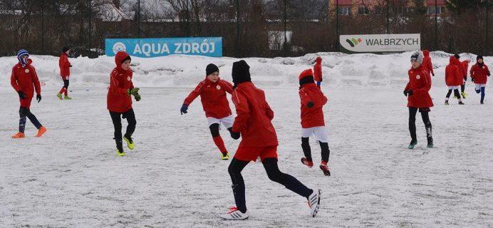 Rozpoczęły się zgrupowania zimowe w Aqua Zdroju