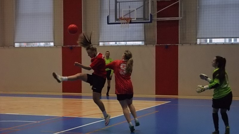 SZS: Finał strefy futsal dziewcząt